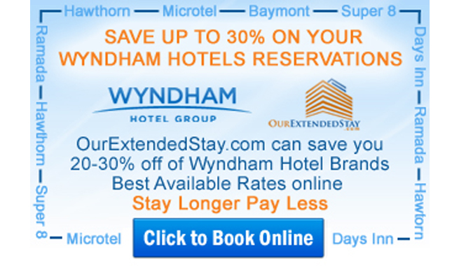 Wyndham Coupons, Deals and 30% Off Discount